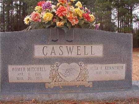 CASWELL, HOMER MITCHELL - Columbia County, Arkansas | HOMER MITCHELL CASWELL - Arkansas Gravestone Photos