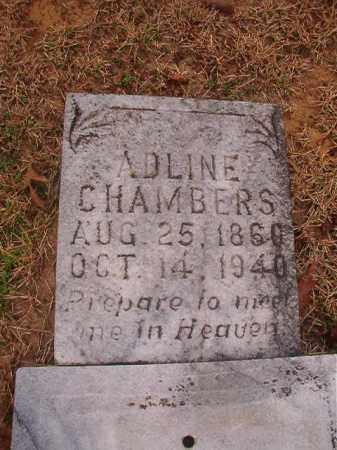 CHAMBERS, ADLINE - Columbia County, Arkansas | ADLINE CHAMBERS - Arkansas Gravestone Photos