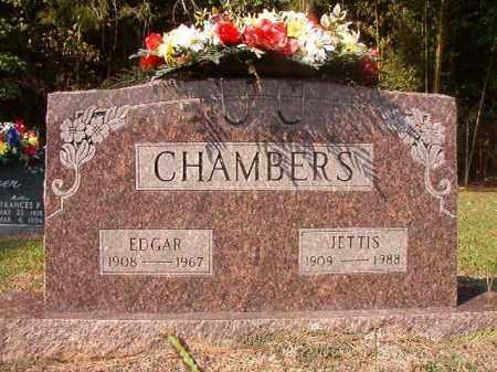 CHAMBERS, EDGAR - Columbia County, Arkansas | EDGAR CHAMBERS - Arkansas Gravestone Photos