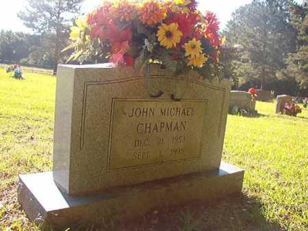 CHAPMAN, JOHN MICHAEL - Columbia County, Arkansas | JOHN MICHAEL CHAPMAN - Arkansas Gravestone Photos