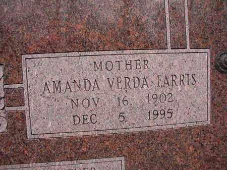 CHEATHAM, AMANDA VERDA - Columbia County, Arkansas | AMANDA VERDA CHEATHAM - Arkansas Gravestone Photos
