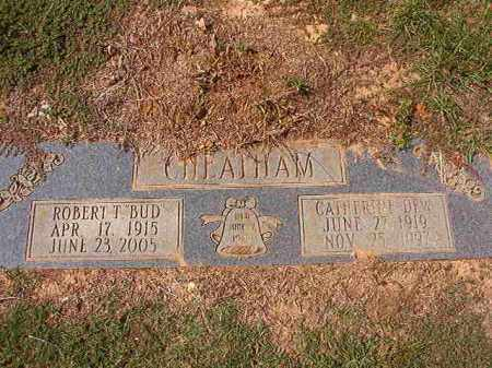 CHEATHAM, CATHERINE - Columbia County, Arkansas | CATHERINE CHEATHAM - Arkansas Gravestone Photos