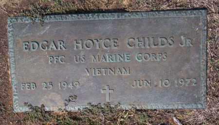 CHILDS, JR  (VETERAN VIET), EDGAR HOYCE - Columbia County, Arkansas | EDGAR HOYCE CHILDS, JR  (VETERAN VIET) - Arkansas Gravestone Photos