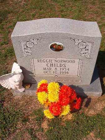 CHILDS, REGGIE NORWOOD - Columbia County, Arkansas | REGGIE NORWOOD CHILDS - Arkansas Gravestone Photos