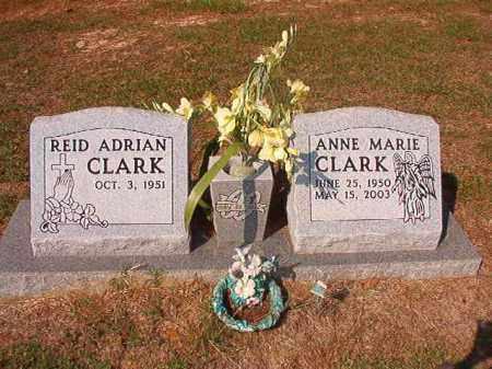 CLARK, ANNE MARIE - Columbia County, Arkansas | ANNE MARIE CLARK - Arkansas Gravestone Photos