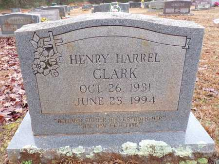 CLARK, HENRY HARREL - Columbia County, Arkansas | HENRY HARREL CLARK - Arkansas Gravestone Photos