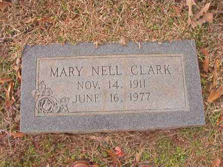 CLARK, MARY NELL - Columbia County, Arkansas | MARY NELL CLARK - Arkansas Gravestone Photos
