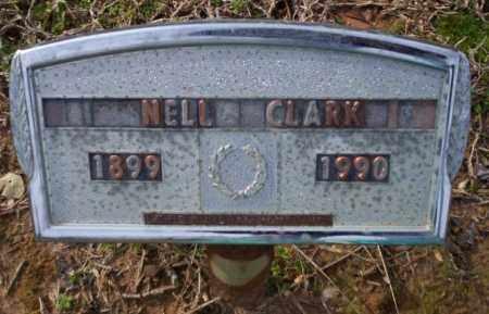 CLARK, NELL - Columbia County, Arkansas   NELL CLARK - Arkansas Gravestone Photos
