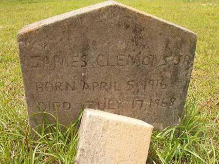 CLEMONS, JR, JAMES - Columbia County, Arkansas | JAMES CLEMONS, JR - Arkansas Gravestone Photos