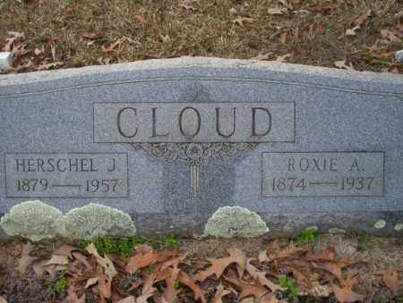 CLOUD, ROXIE A - Columbia County, Arkansas | ROXIE A CLOUD - Arkansas Gravestone Photos