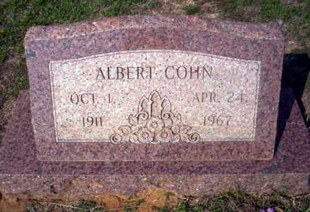 COHN, ALBERT - Columbia County, Arkansas | ALBERT COHN - Arkansas Gravestone Photos