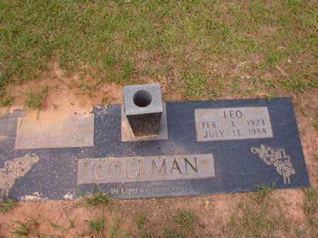 COLEMAN, LEO - Columbia County, Arkansas   LEO COLEMAN - Arkansas Gravestone Photos