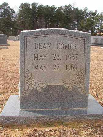 COMER, DEAN - Columbia County, Arkansas | DEAN COMER - Arkansas Gravestone Photos