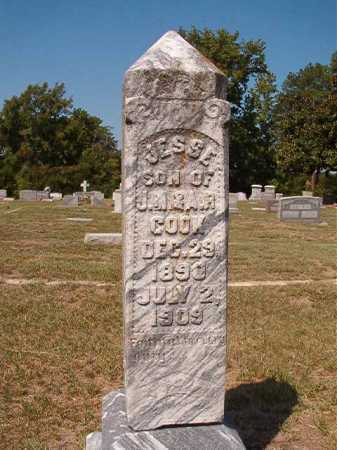 COOK, JESSE - Columbia County, Arkansas | JESSE COOK - Arkansas Gravestone Photos