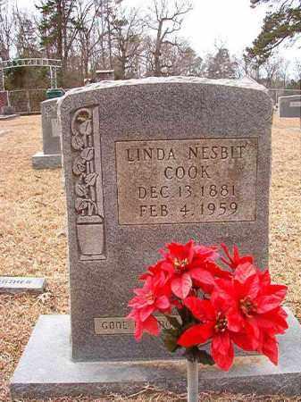 COOK, LINDA - Columbia County, Arkansas | LINDA COOK - Arkansas Gravestone Photos
