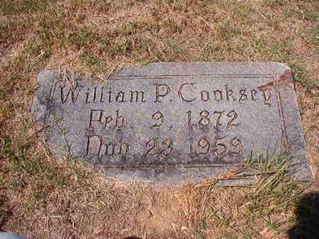 COOKSEY, WILLIAM P - Columbia County, Arkansas   WILLIAM P COOKSEY - Arkansas Gravestone Photos
