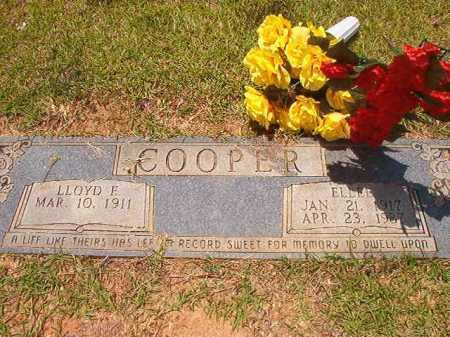 COOPER, ELLEE - Columbia County, Arkansas | ELLEE COOPER - Arkansas Gravestone Photos