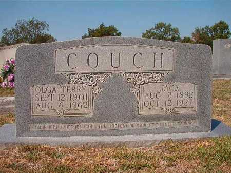 COUCH, JACK - Columbia County, Arkansas | JACK COUCH - Arkansas Gravestone Photos