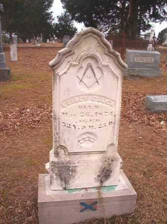 COUCH, QUINCY - Columbia County, Arkansas   QUINCY COUCH - Arkansas Gravestone Photos