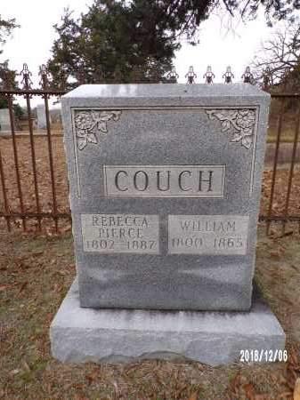 COUCH, REBECCA - Columbia County, Arkansas | REBECCA COUCH - Arkansas Gravestone Photos