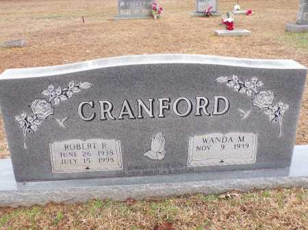 CRANFORD, ROBERT R - Columbia County, Arkansas | ROBERT R CRANFORD - Arkansas Gravestone Photos