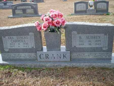 CRANK, ERA STOCKS - Columbia County, Arkansas | ERA STOCKS CRANK - Arkansas Gravestone Photos