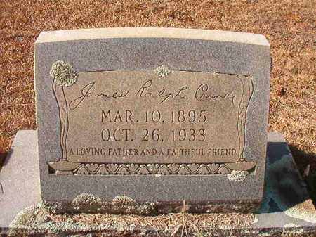 CRANKE, JAMES RALPH - Columbia County, Arkansas | JAMES RALPH CRANKE - Arkansas Gravestone Photos