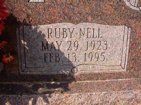 CRIDER, RUBY NELL - Columbia County, Arkansas | RUBY NELL CRIDER - Arkansas Gravestone Photos