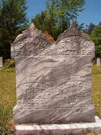 CRUMPLER, RACHEL - Columbia County, Arkansas | RACHEL CRUMPLER - Arkansas Gravestone Photos