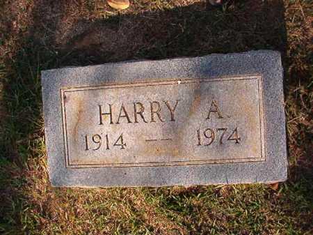 CRUMPLER, HARRY A - Columbia County, Arkansas | HARRY A CRUMPLER - Arkansas Gravestone Photos