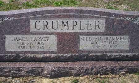 TRAMMELL CRUMPLER, MILDRED - Columbia County, Arkansas | MILDRED TRAMMELL CRUMPLER - Arkansas Gravestone Photos