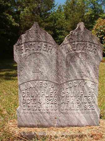 CRUMPLER (OBIT), LOCKY E - Columbia County, Arkansas   LOCKY E CRUMPLER (OBIT) - Arkansas Gravestone Photos