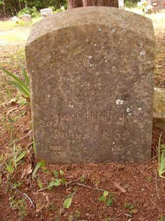 CUMMINS, SAM - Columbia County, Arkansas | SAM CUMMINS - Arkansas Gravestone Photos