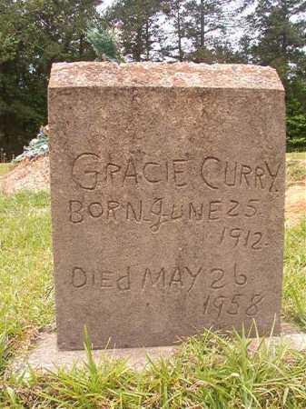 CURRY, GRACIE - Columbia County, Arkansas | GRACIE CURRY - Arkansas Gravestone Photos
