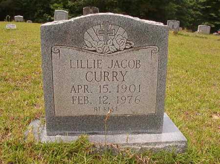 CURRY, LILLIE - Columbia County, Arkansas | LILLIE CURRY - Arkansas Gravestone Photos