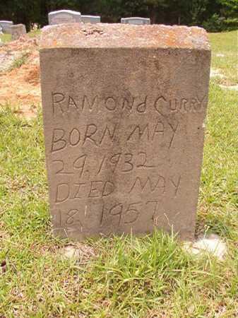CURRY, RAYMOND - Columbia County, Arkansas | RAYMOND CURRY - Arkansas Gravestone Photos