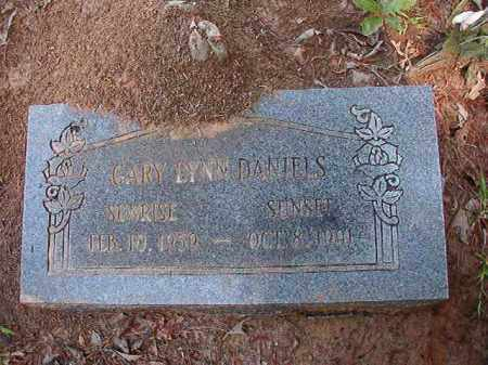 DANIELS, GARY LYNN - Columbia County, Arkansas | GARY LYNN DANIELS - Arkansas Gravestone Photos