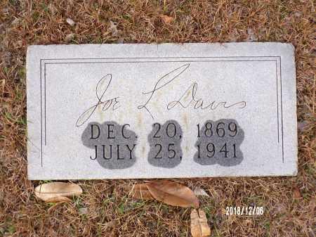 DAVIS, JOE L - Columbia County, Arkansas   JOE L DAVIS - Arkansas Gravestone Photos