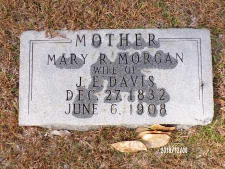 MORGAN DAVIS, MARY - Columbia County, Arkansas | MARY MORGAN DAVIS - Arkansas Gravestone Photos