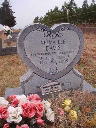 DAVIS, VELMA LEE - Columbia County, Arkansas   VELMA LEE DAVIS - Arkansas Gravestone Photos