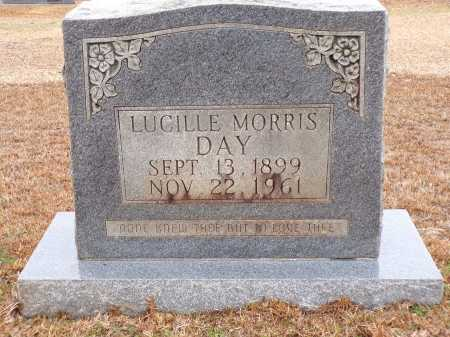 MORRIS DAY, LUCILLE - Columbia County, Arkansas | LUCILLE MORRIS DAY - Arkansas Gravestone Photos