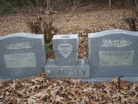 DEMPSEY, HOWARD P - Columbia County, Arkansas | HOWARD P DEMPSEY - Arkansas Gravestone Photos