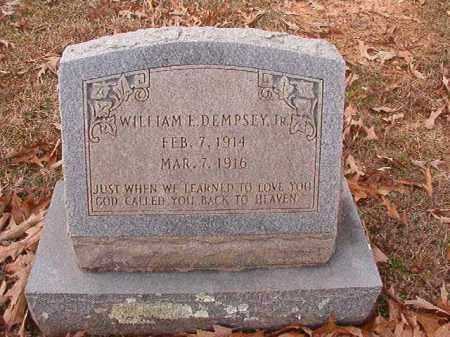 DEMPSEY, JR, WILLIAM E - Columbia County, Arkansas | WILLIAM E DEMPSEY, JR - Arkansas Gravestone Photos