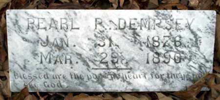 DEMPSEY, PEARL P - Columbia County, Arkansas | PEARL P DEMPSEY - Arkansas Gravestone Photos