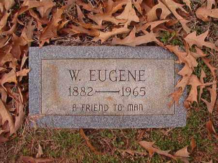 DEMPSEY, W EUGENE - Columbia County, Arkansas | W EUGENE DEMPSEY - Arkansas Gravestone Photos