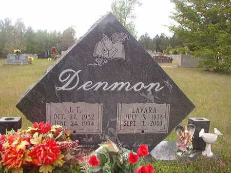 DENMON, LAVARA - Columbia County, Arkansas | LAVARA DENMON - Arkansas Gravestone Photos