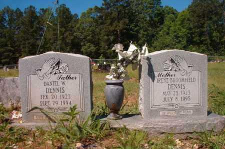 DENNIS, IRENE - Columbia County, Arkansas | IRENE DENNIS - Arkansas Gravestone Photos