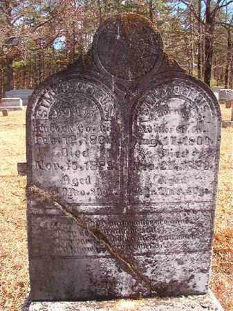 DENNIS, SARAH - Columbia County, Arkansas | SARAH DENNIS - Arkansas Gravestone Photos