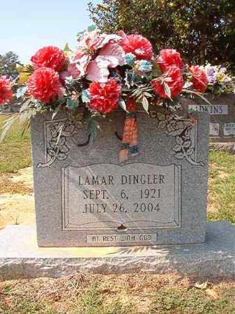 DINGLER, LAMAR - Columbia County, Arkansas | LAMAR DINGLER - Arkansas Gravestone Photos