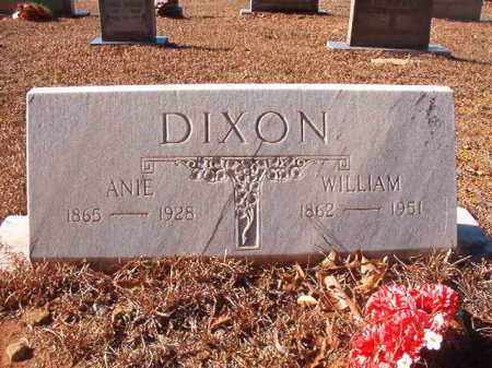 DIXON, WILLIAM - Columbia County, Arkansas | WILLIAM DIXON - Arkansas Gravestone Photos